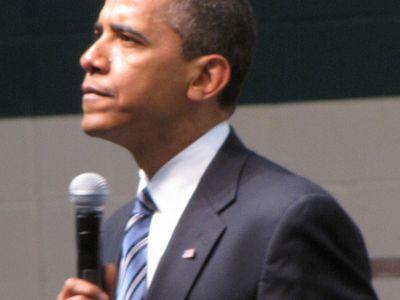 ObamaStare