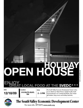 SVEDC - Open house (b_w)-1