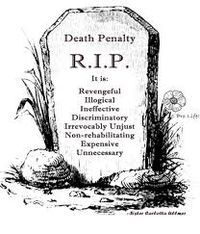 RIP death penalty