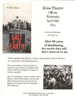 Salt of the earth 001
