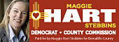 Re-Elect Maggie Hart Stebbins to County Commission