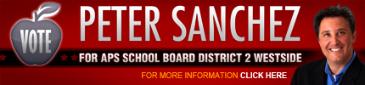 Peter Sanchez ad