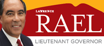 Lawrence Rael ad